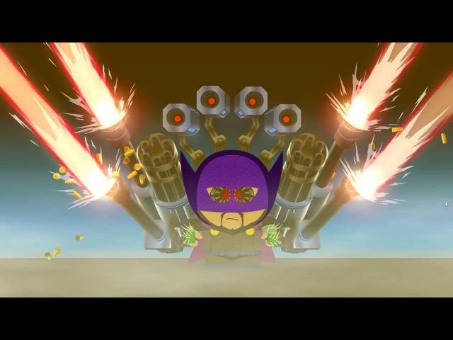 South Park: The Fractured But Whole - Часть 23: Тонкая белая линия - Прохождение