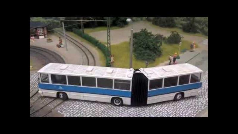 Ikarus Bus 280.03 RC 1:87 H0
