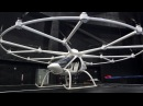 Volocopter's flying taxi takes off at CES