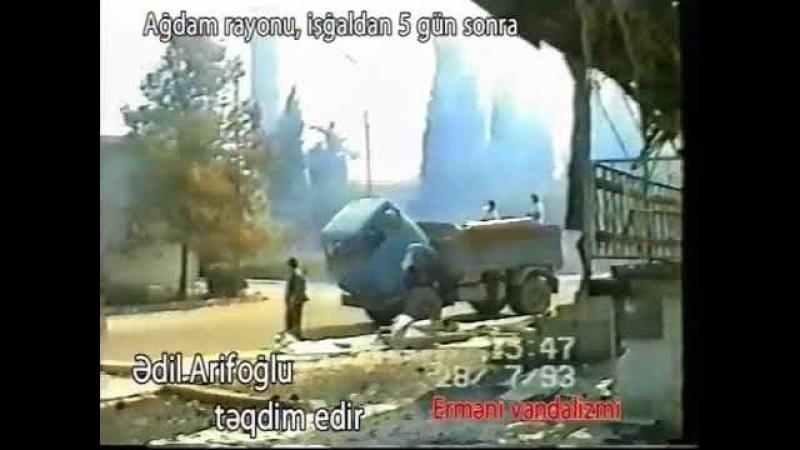 AGDAM ISGALDAN 5 GUN SONRA