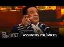 Agnaldo Timóteo dá opinião sobre funk, Bolsonaro e assuntos polêmicos