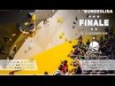 BOULDER BUNDESLIGA 2016 FINALE PROFIS