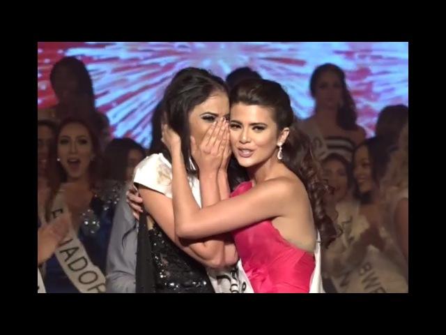 Мисс Интерконтиненталь 2017 - Топ 6 и коронация