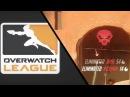 SoOn Widowmaker nice 3K against Shanghai Dragons [Overwatch League]