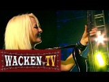 Girlschool - Race with the Devil (Live at Wacken Open Air 2016)