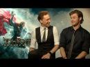 Тор и Локи рассказывают о будущем вселенной Марвел