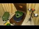 Катушечный магнитофон приставка МП 2 1956 г СССР Reel tape recorder MP 2 1956 the USSR