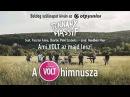 Punnany Massif feat. Pásztor Anna, Charlie, Pető Szabolcs(prod. Rendben Man): Ami VOLT az majd lesz!
