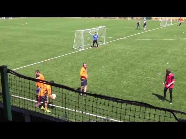 Блэкпул – Эмполи - 5-8 (полный матч)