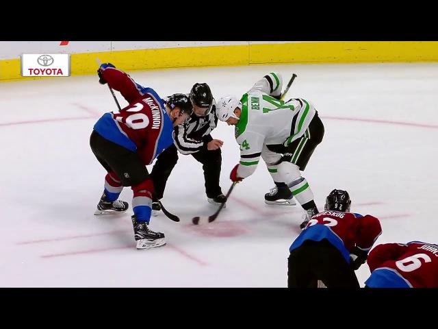 НХЛ 17-18 7-ая шайба Якупова 22.11.17