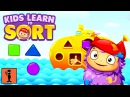 Kids Learn to Sort Lite - Games For Kids To Play Android Gameplay Funny Videos Educational Game