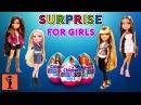Игры для Андроид Обзор Игры - Киндер Сюрприз для Девочек Веселые Детские Видео Развивающие Игры для Детей