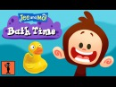 Tee and Mo Bath Time Free - Games For Kids To Play Android Gameplay Funny Videos Educational Game
