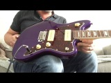 Revelation Jazzmaster guitar review RJT60 - RVJT-60