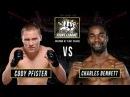 Cody Pfister vs Charles Krazy Horse Bennett - FULL FIGHT
