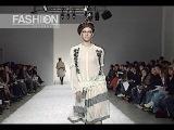 SETA ICHIRO Fall 20052006 Milan - Fashion Channel