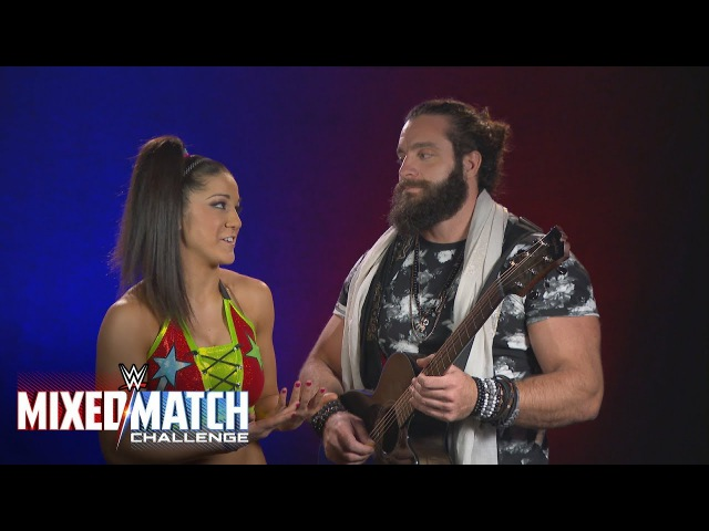 Bayley Elias to compete for Americares in WWE Mixed Match Challenge