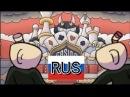 сделка с дьяволов Cuphead анимация RUS DUB озвучка от /_Masja_\ и ее друзей
