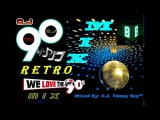 Retro Mix 90's Eurodance Vol 8 - Vdj Vanny Boy