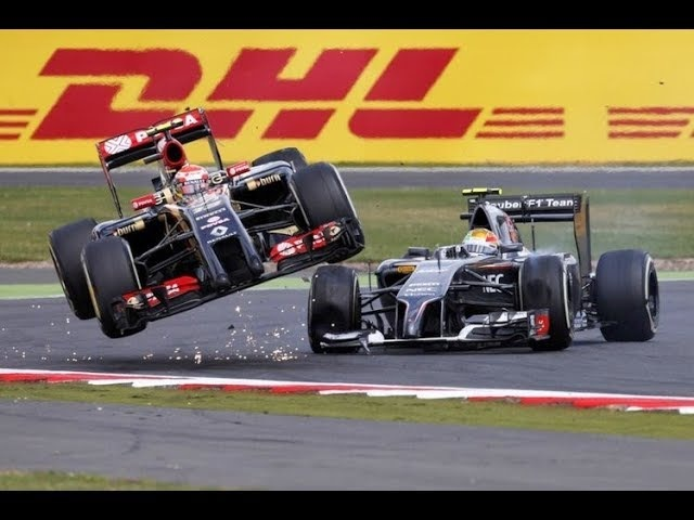 The best overtakes in F1 history