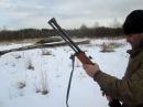 Сострел стволов иж 94 ТАЙГА Пристрелка открытого прицела на 50 метров