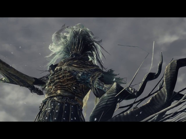 Dark Souls III - Nameless King 1
