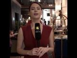 Диана Пожарская о своей героине в сериале «Отель Элеон»