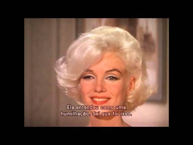 Marilyn Monroe - O Fim Dos Dias (Legendado) Something's Got To Give