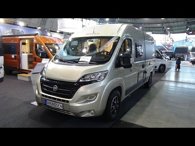 2018 Westfalia Amundsen 600 E Fiat - Exterior and Interior - Caravan Show CMT Stuttgart 2018