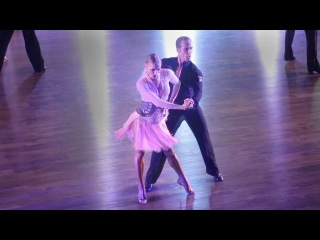 Riccardo Cocchi - Yulia Zagoruychenko | Adriatic Pearl Dubrovnik 2017 - Professional LAT - F C