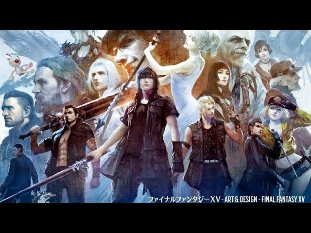 [GMV] Faster (Final Fantasy XV)
