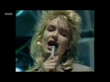 Kim Wilde - Water On Glass - Top Of The Pops 13-08-1981
