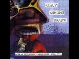 Various  Kraut! Demons! Kraut! - German Psychedelic Underground 1968-1974 Art Rock Music