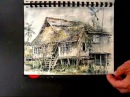 Keith Miller, Sketchbook,