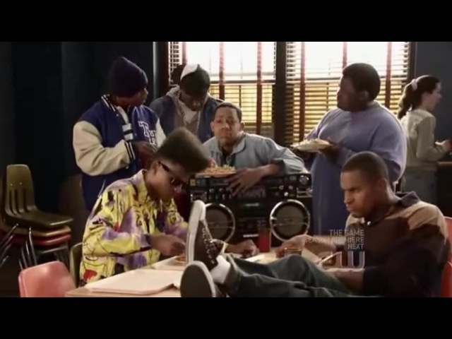 Everybody Hates Chris - Not the only black kid anymore