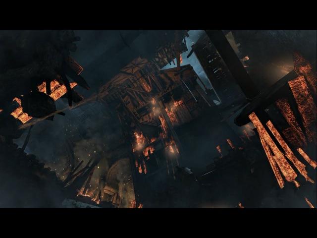Thief: Garrett's Epic Escape (Burning Bridge-Master-No HUD-No Damage-Slow Movement)