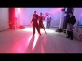 Аргентинское танго шоу. Por Una Cabeza (из кф Запах женщины).