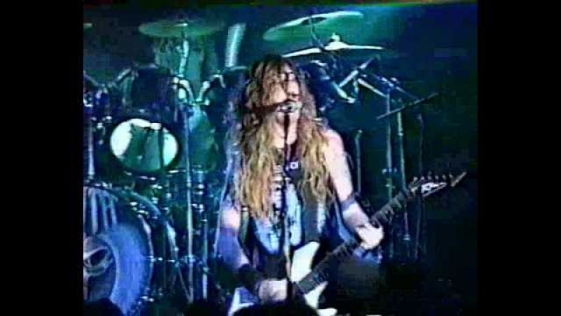 Sepultura - Antichrist (Live in Texas S.A - 1989)