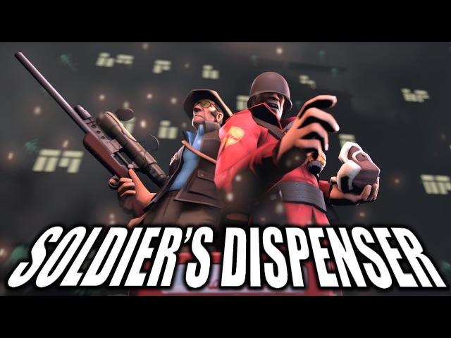 Soldier's Dispenser Collab Trailer