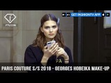 Georges Hobeika Rich Greek Make Up Paris Haute Couture SpringSummer 2018 FashionTV FTV