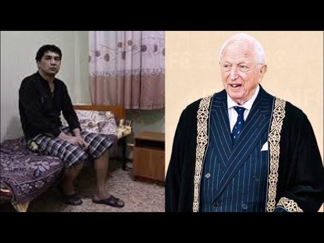 Ермек Тайчибеков Ну и за что спрашивается я отсидел Английские королевские судьи в Казахстане