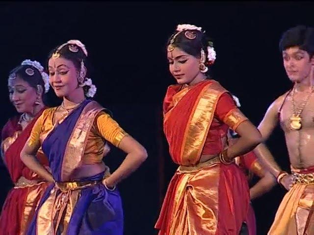 Bharatanatyam Medleys of Three Thillanas by Kalakshetra