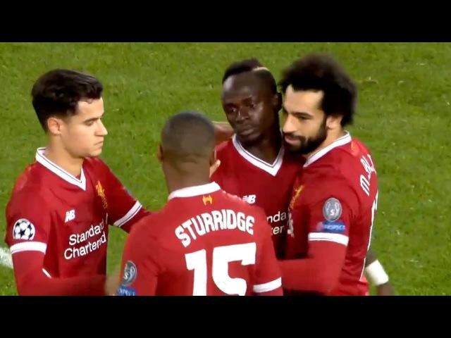 Coutinho-Salah-Mane-Firmino - Destroying Spartak  HD 