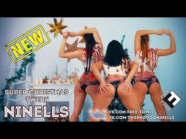Ninells-Super christmas twerk 2017 (NinaKrasylia)