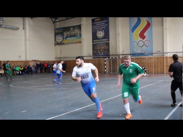 Урарту 1:3 Калитва Областной Чемпионат РОЛФЛ 18.3.2018 12:50