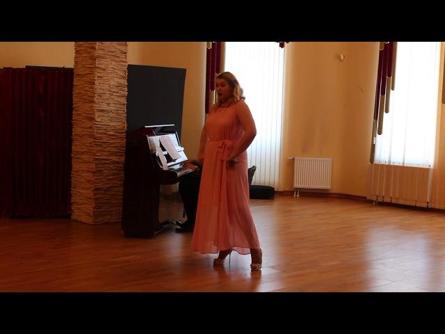 Светлана Егорова - Песня Ольги из оперы Русалка (А.Даргомыжский)