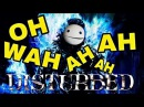 DISTURBED - Down with the sickness otamatone cover