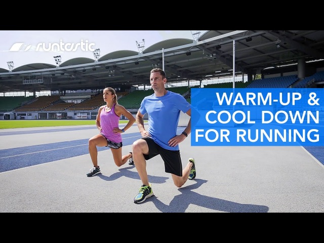 The Perfect Warm-up and Cool Down for a 5K or 10K Race - Part 4 (Runtastic RUN 10 FEED 10)
