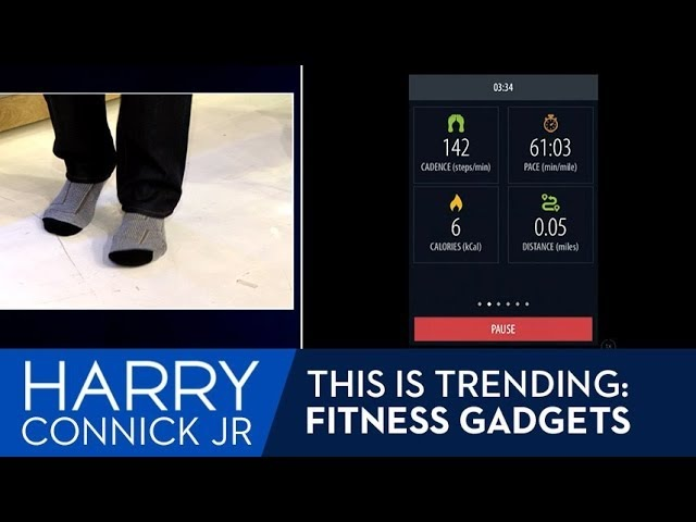 This Is Trending: Fitness Gadgets!
