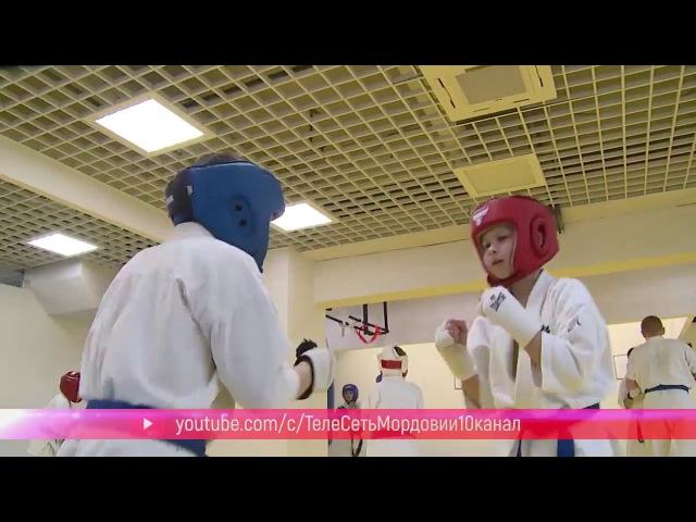 Мордовский каратист одержал победу на международном турнире по киокусинкай в Москве